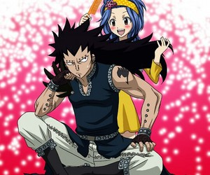levy, anime, and fairy tail image