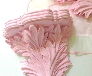 etsy, pink, and shabby chic image