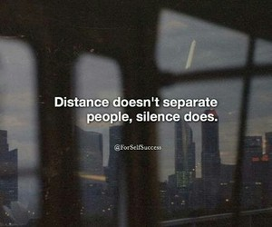 distance, people, and truth image