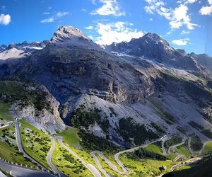 italy, landscape, and nature image