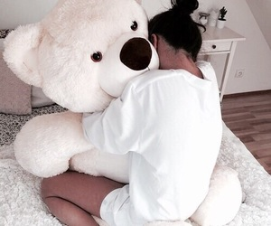 teddy, new blog, and cute image