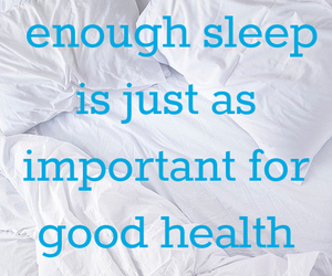 sleep, fit, and fitness image