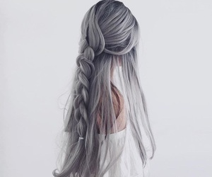 beautiful, hairstyle, and tumblr image