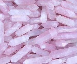 crystal, wallpaper, and pink image