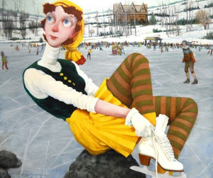 illustration and fred calleri image