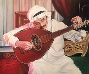 طلال مداح, oud, and طلاليات image