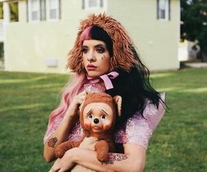creepy, crybaby, and pink image