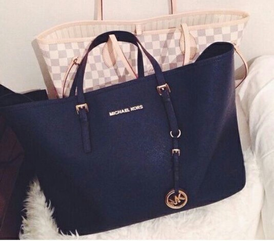 bag, Michael Kors, and luxury image