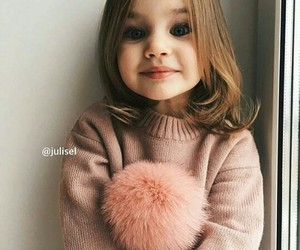 adorable, baby, and blond image