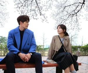 suzy, kim woo bin, and kdrama image