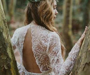 beautiful, wedding, and cute image