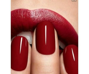 beauty, fashion, and red image