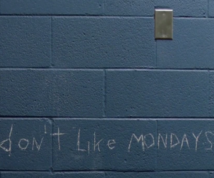 monday, The Breakfast Club, and grunge image