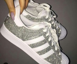 adidas, sneakers, and superstar image