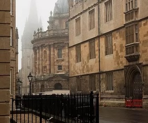 city, oxford, and england image