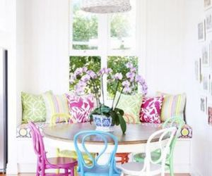 beautiful, dining room, and decor image