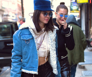 kendall jenner and bella hadid image