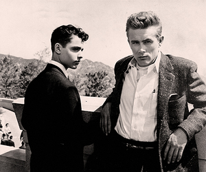 james dean, sal mineo, and rebel without a cause image