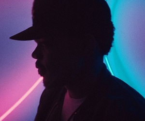 aesthetic, show me love, and chance the rapper image