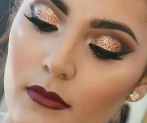 amazing, kim, and makeup image
