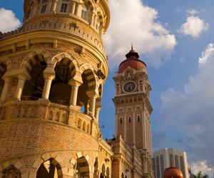 brick, Malaysia, and Kuala Lumpur image