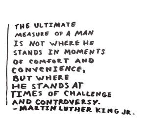 challenge, character, and comfort image
