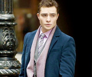 actor, ed westwick, and handsome image