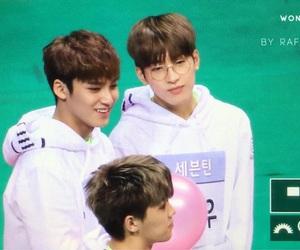 Seventeen, meanie, and kim mingyu image