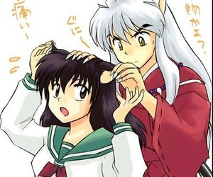 inuyasha and kagome image