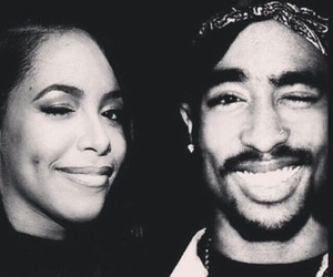 aaliyah, tupac, and one true pairing image