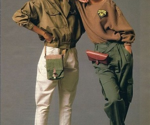 80's, fashion, and 90's image