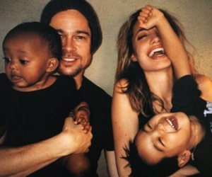 Angelina Jolie, family, and goals image