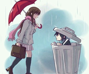 anime and noragami image