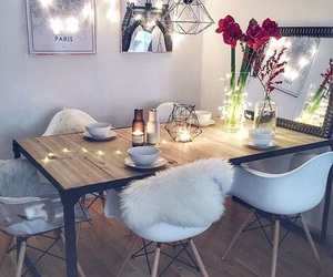 decor, dining, and home image