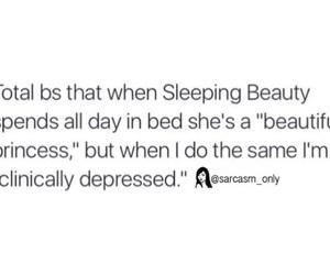 depressed, disney princesses, and funny image