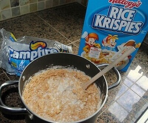 rice krispies and food image