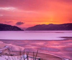 cluds, cold, and danube image