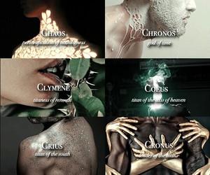 fantasy, gods, and mythology image