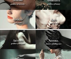 edit, fantasy, and goddesses image