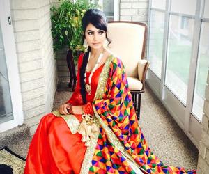 bride, hindi, and punjabi image