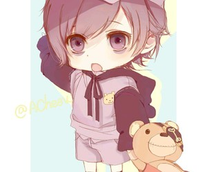 anime, chibi, and diabolik lovers image