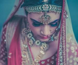 costume, dress, and india image