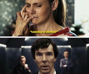 I Love You, sherlock holmes, and sherlolly image