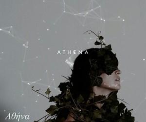 athena, edit, and fantasy image