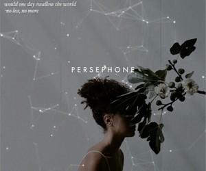 edit, fantasy, and persephone image