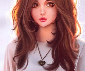 art, cartoon, and cute art image