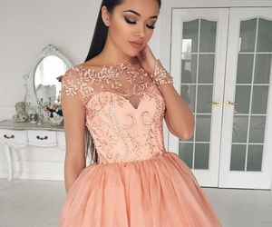 dress, beauty, and clothes image