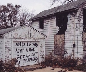 grunge, house, and quotes image