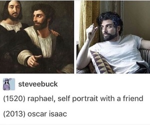 painting, raphael, and tumblr image