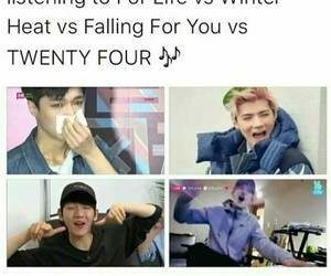 exo, for life, and funny image